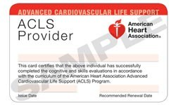 ACLS Instructor Course Information – CPR School House
